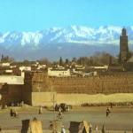 Le plus beau mois de l anne  Marrakech