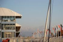 Les stands du Race of Morocco WTCC