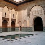 Ben Youssef Medersa:  A rare jewel in the medina