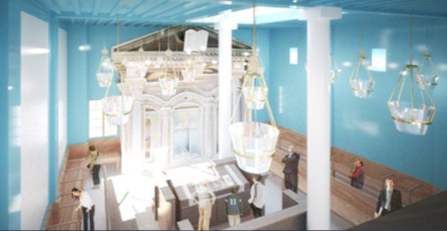 Projet Synagogue Essaouira