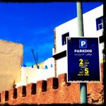 Parkings  Essaouira : prix fixs et affichs
